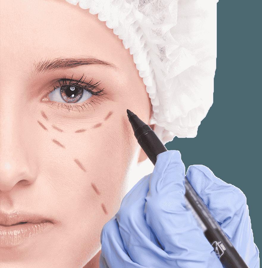 plastična hirurgija - pozadina