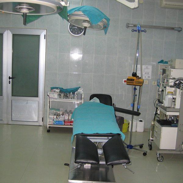 Klinika za plastičnu i estetsku hirurgiju - MSB, hirurška sala