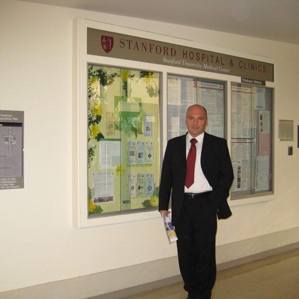 Prof. dr Milan Jovanović, Stanford University, USA