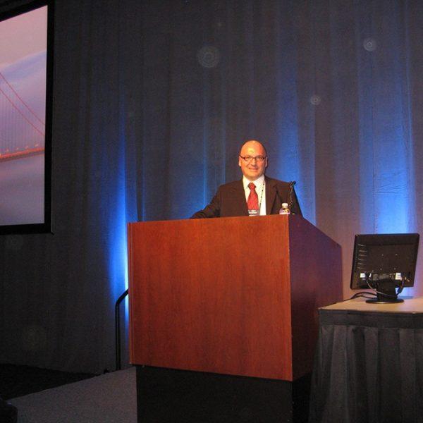 Prof. dr Milan Jovanović, Izlaganje na ISAPS-ov Svetskom kongres za estetsku hirurgiju u San Franciscu, USA