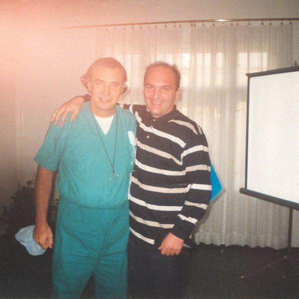 Prof. dr Milan Jovanović, Toledo Galathea 2001