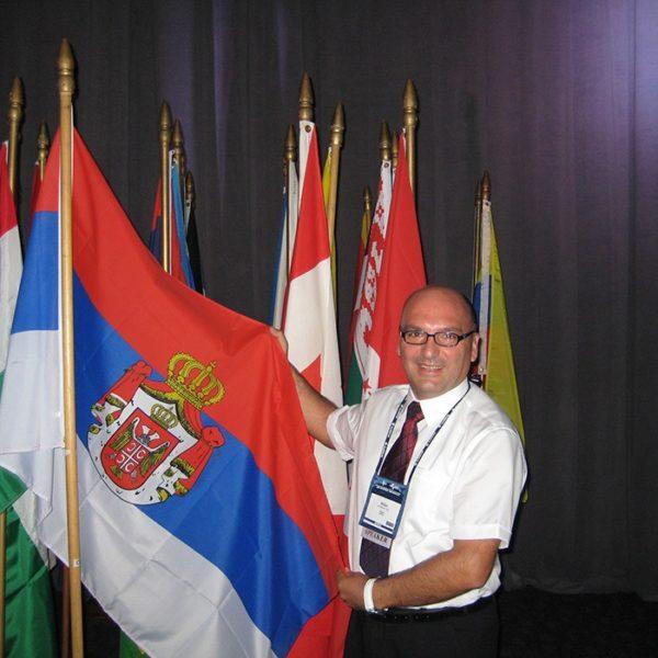 Prof. dr Milan Jovanović, ISAPS-ov Svetski kongres za estetsku hirurgiju u San Franciscu, USA