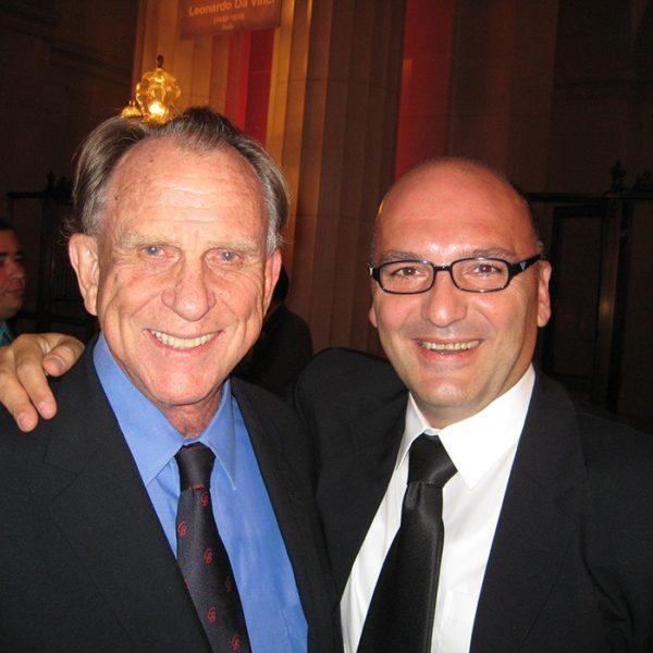 Prof. dr Milan Jovanović i Prof. dr Thomas Biggs (USA), 2010.