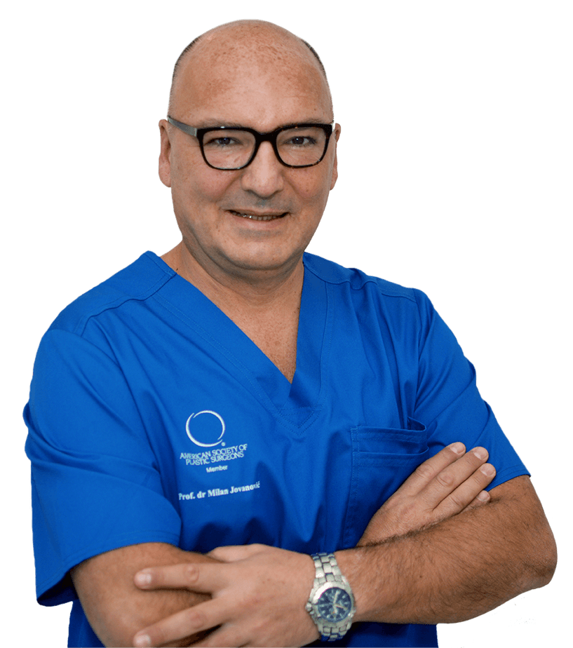 Plastični hirurg Prof. dr Milan Jovanović