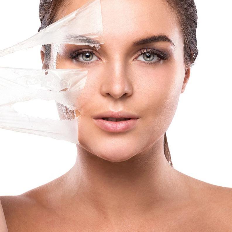 Korekcija hrapave kože – dermoabrazija