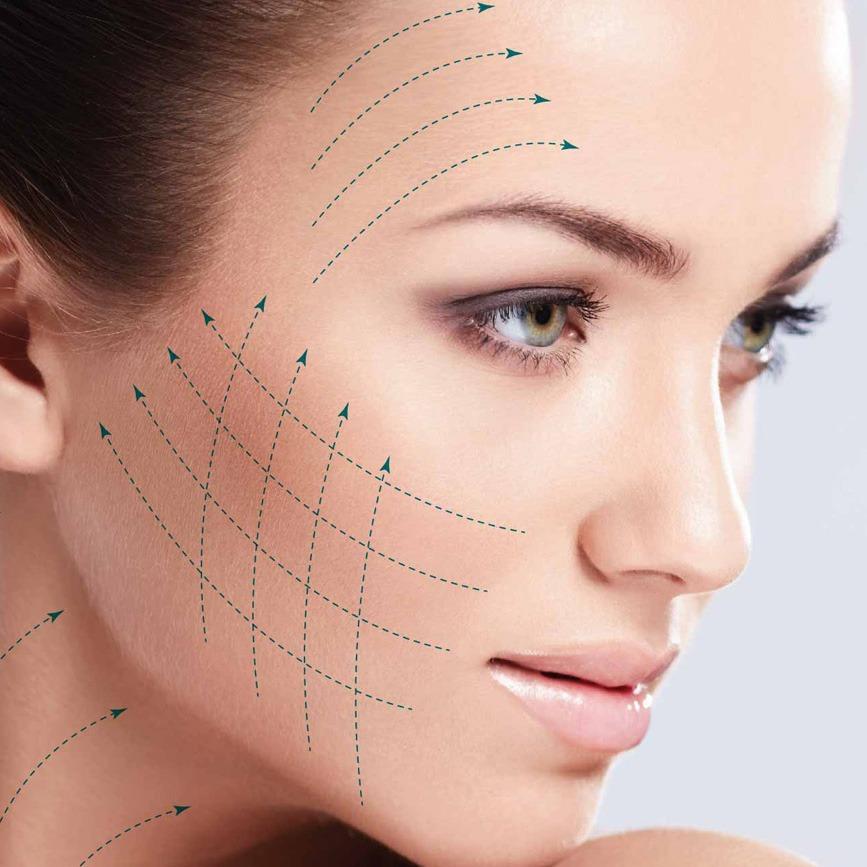 Kompletni face lifting – zatezanje mišića lica i vrata