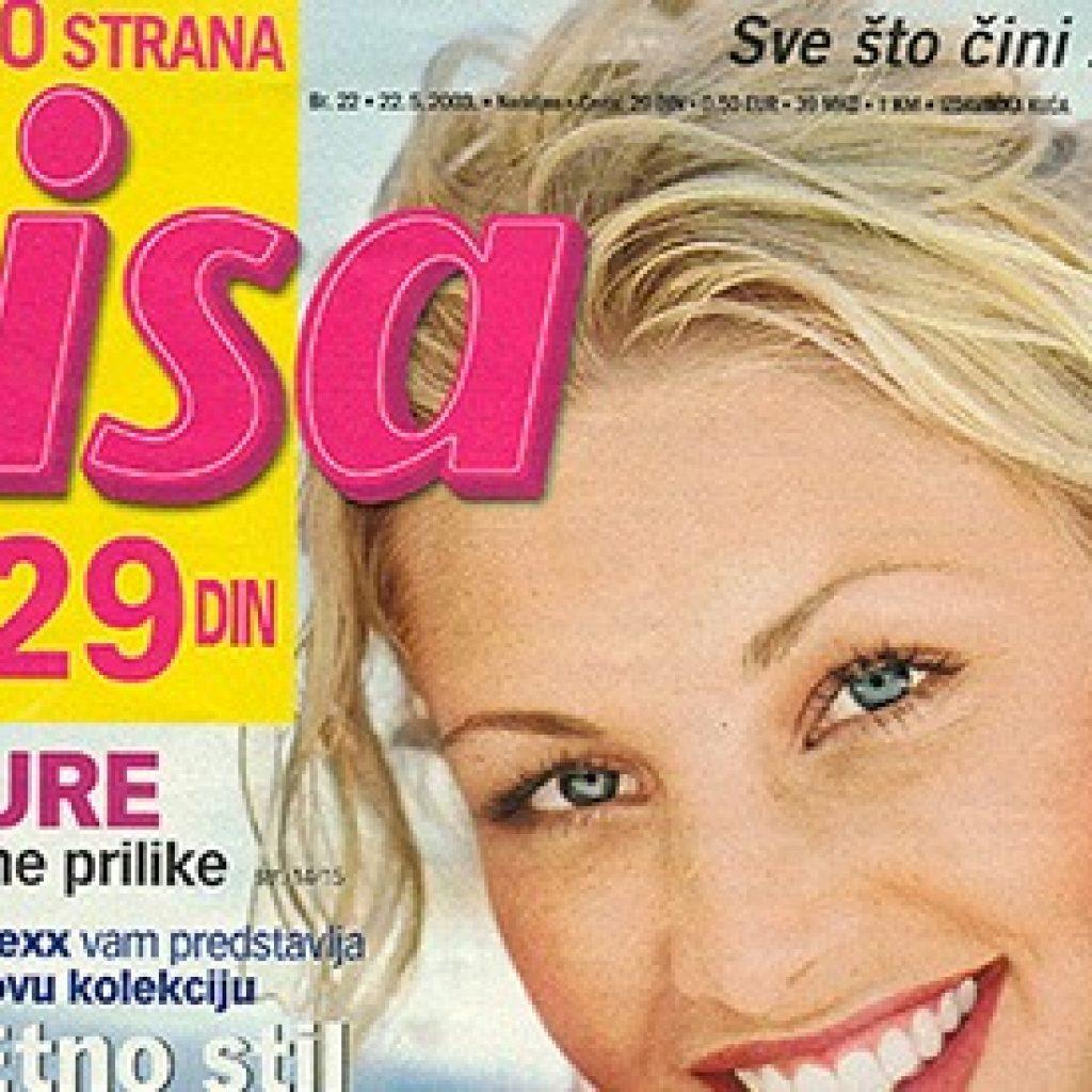 Časopis Lisa