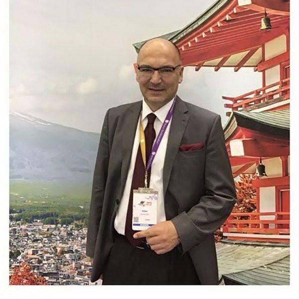 Prof. dr Milan Jovanović, 23th ISAPS Congress, Japan, 2016