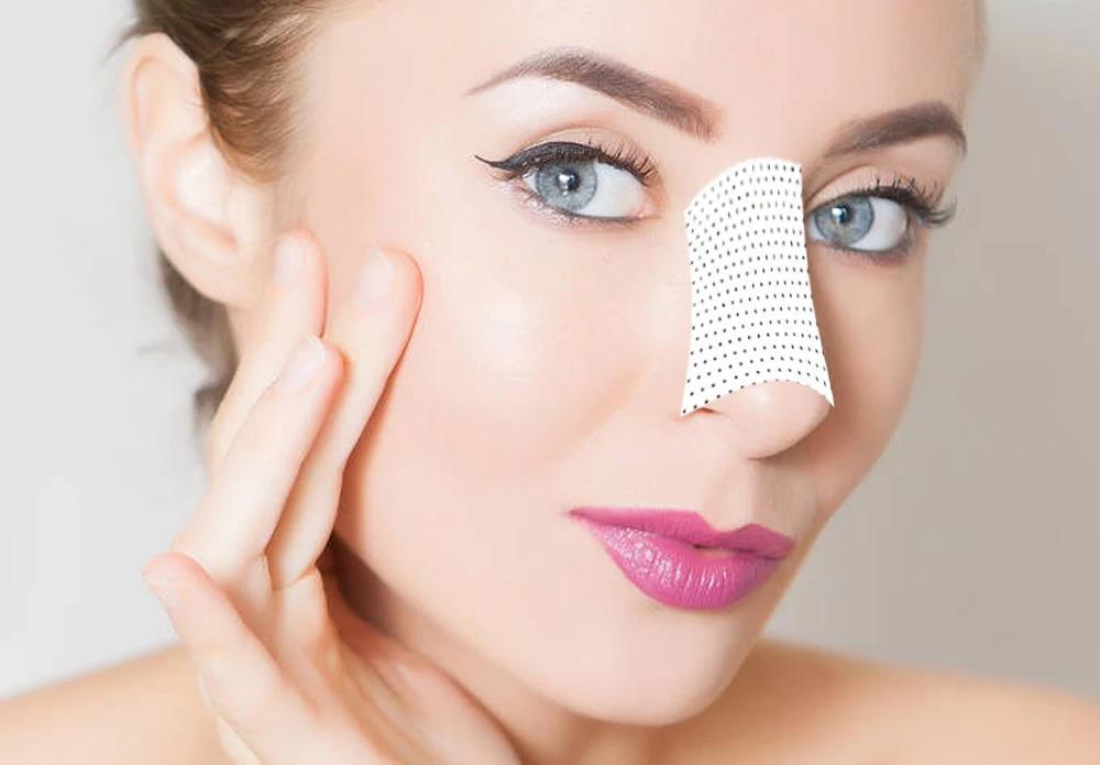 Imobilizacija nosa radi oporavka nakon operacije nosa
