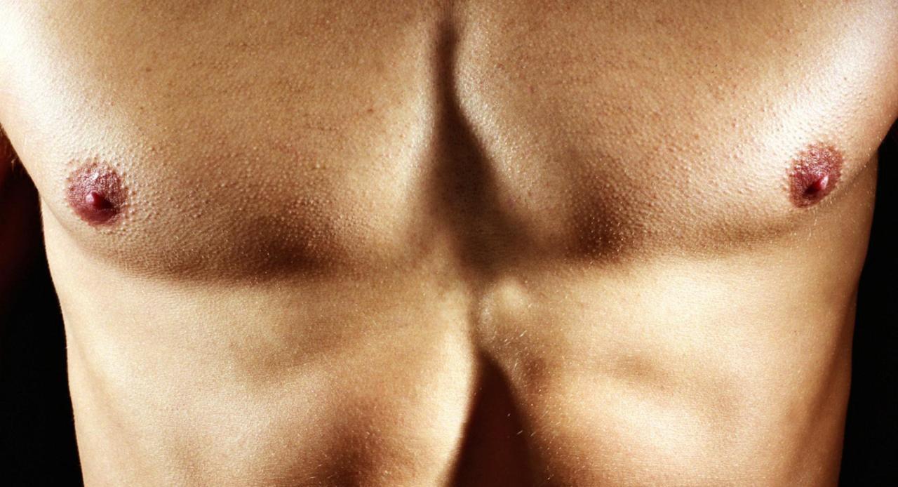 Ginekomastija je uvećanje grudi kod muškarca