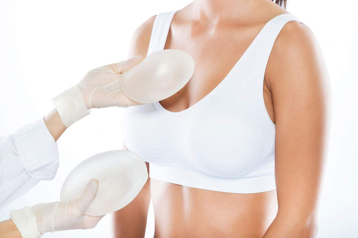 Vrste silikona za ugradnju u grudi