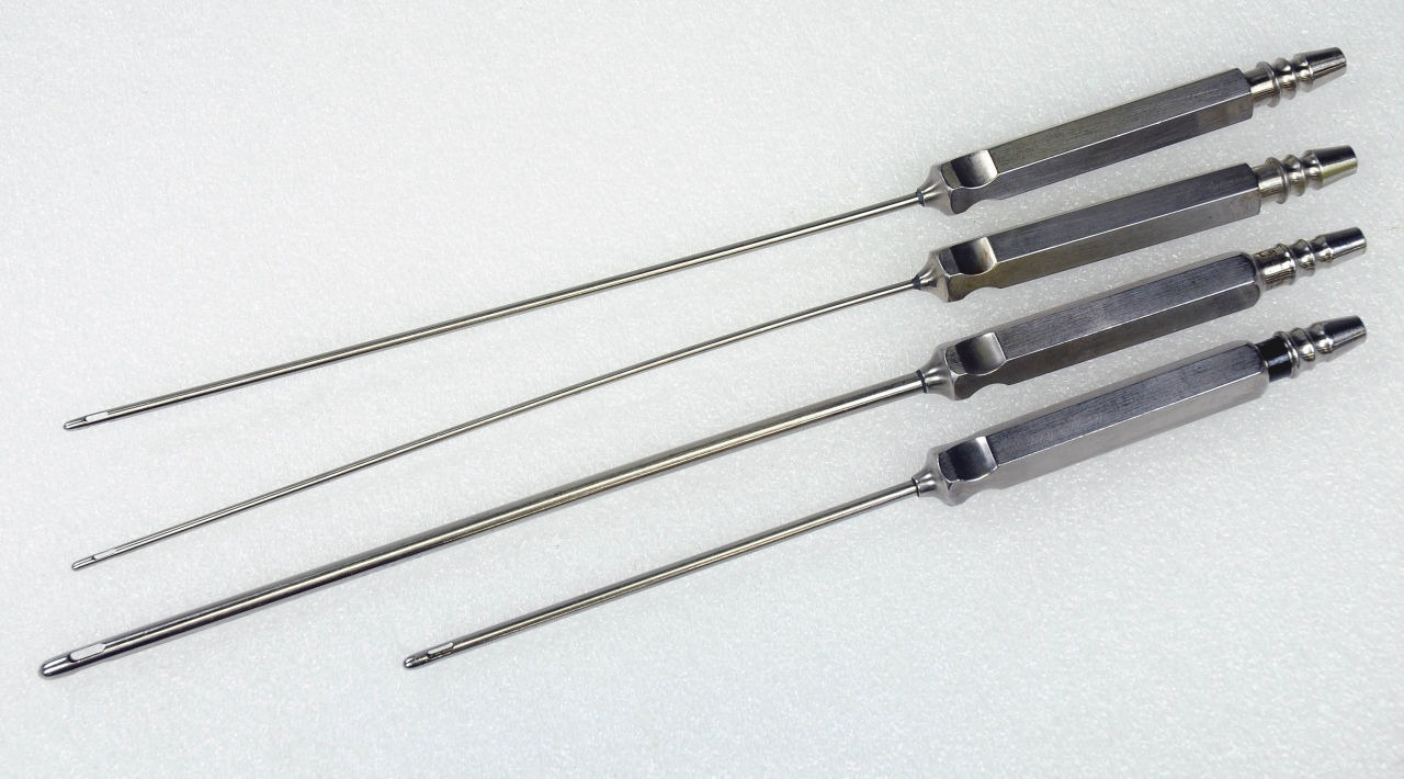 Kanile za lasersku liposukciju