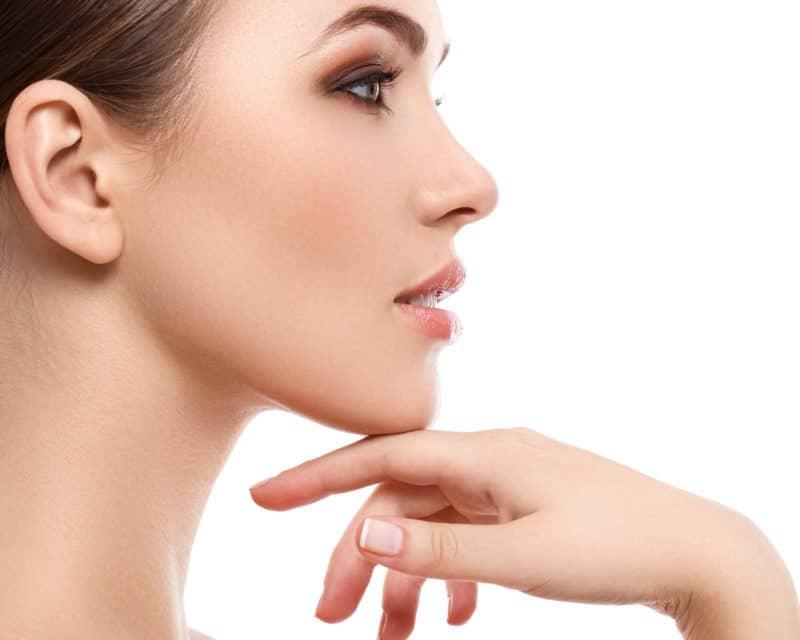 Pravilna kontura nosa noseći je element skladnog lica