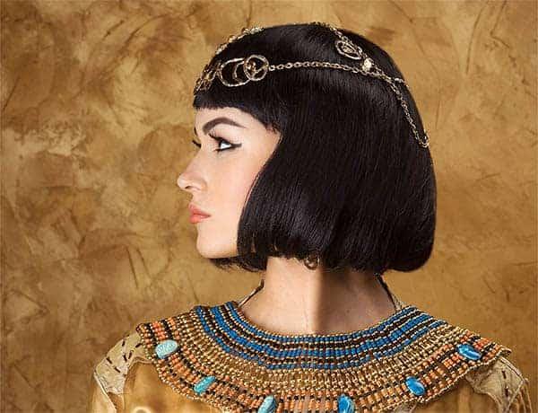 Kleopatra je bila prepoznatljiva po prćastom nosu