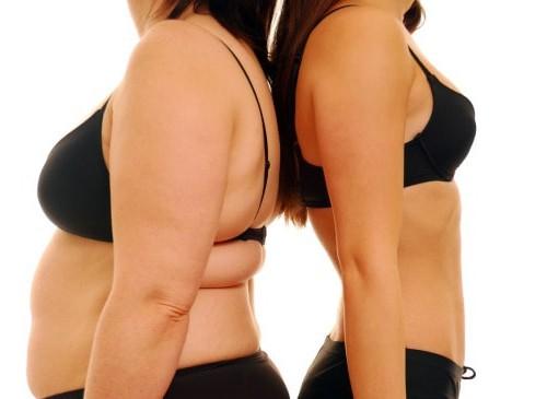 Masne naslage na leđima pre i posle hirurškog zahvata