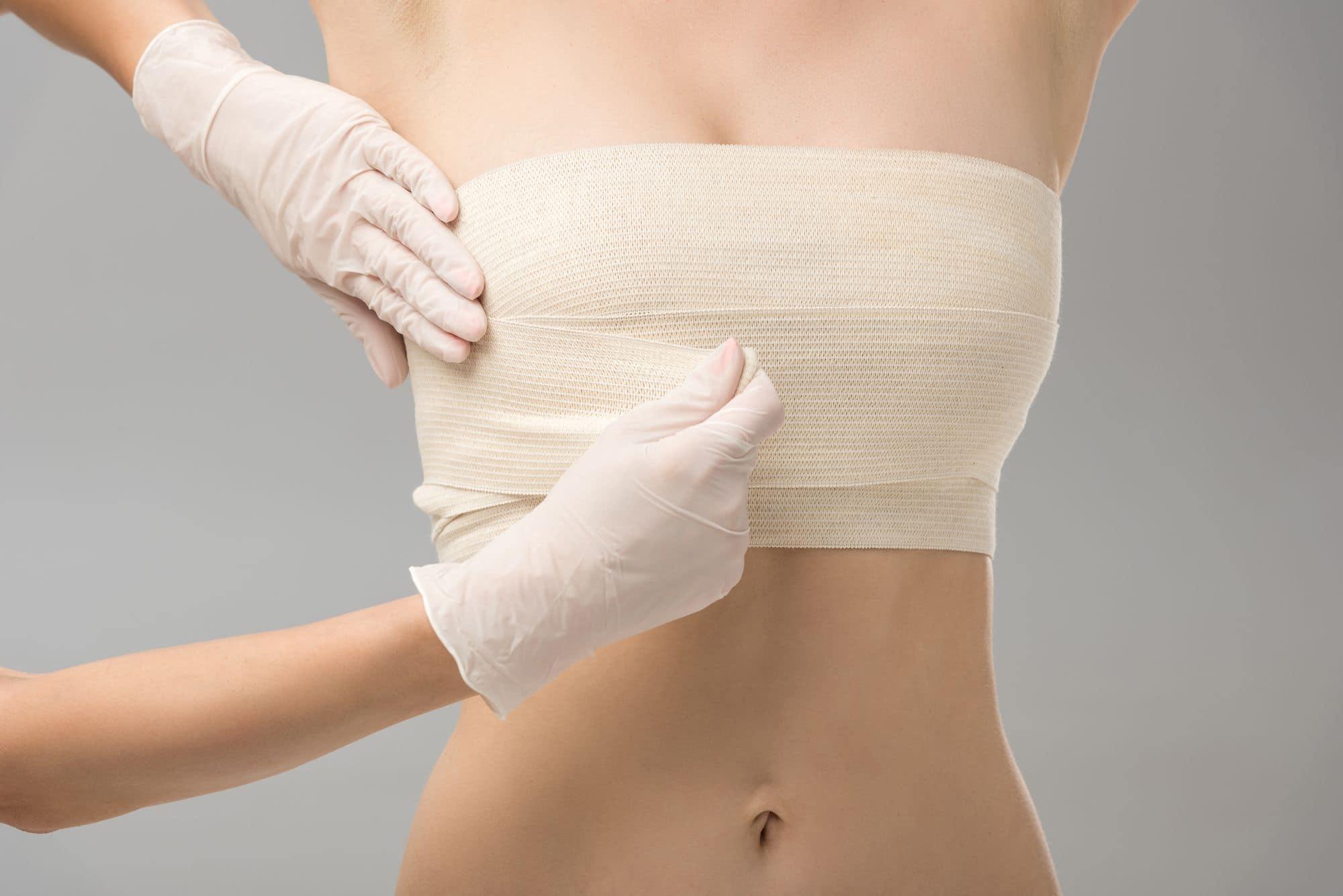 Operacijom se vrši lečenje malignih i dobroćudnih tumora dojke