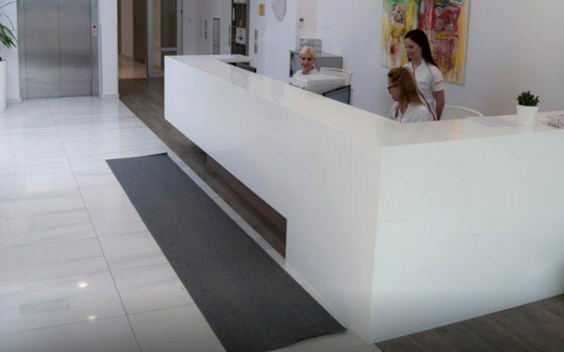 Klinika za plastičnu i estetsku hirurgiju - MSB, hol