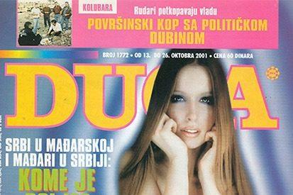 Časopis Duga